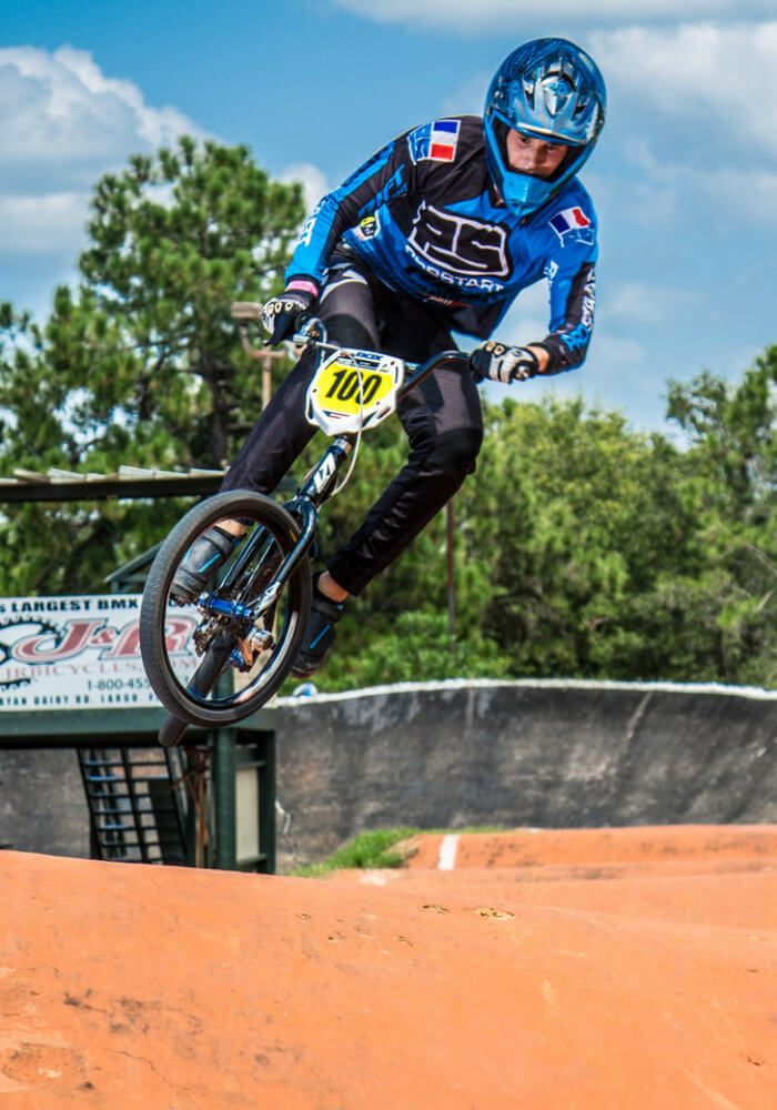 Why BMX is a great sport