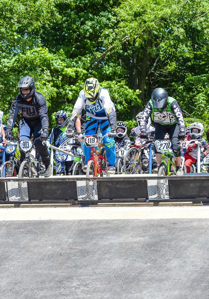 BMX Terms Starting gate
